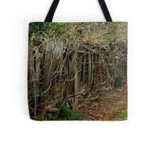 Entwined and Tangled Tote Bag