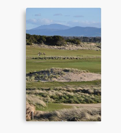 Barnbougle Lost Farm Canvas Print
