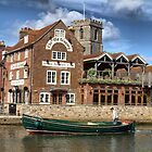 The Olde Granary - Wareham by HistoryBuff