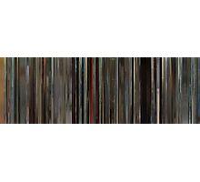Moviebarcode: Annie Hall (1977) Photographic Print