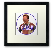 My Stepdad, Gary Framed Print