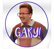 My Stepdad, Gary Poster