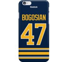Buffalo Sabres Zach Bogosian Jersey Back Phone Case iPhone Case/Skin