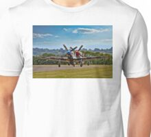 Mustangs' Mating Ritual Unisex T-Shirt