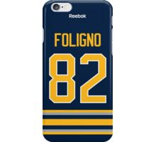 Buffalo Sabres Marcus Foligno Jersey Back Phone Case iPhone Case/Skin
