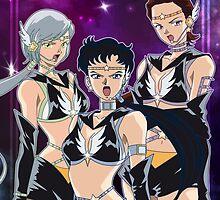 Sailor Starlights by Rickykun