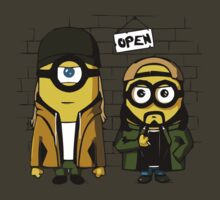 Jay and silent bob - minions style by happyt