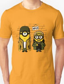 Jay and silent bob - minions style T-Shirt
