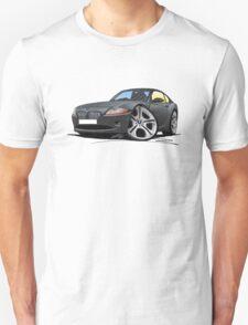BMW Z4 Coupe Grey T-Shirt