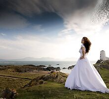 Llanddwyn .. the Spiritual Isle with Tracey .. (part II) by Raymond Kerr