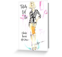 Totally Dot On! Greeting Card