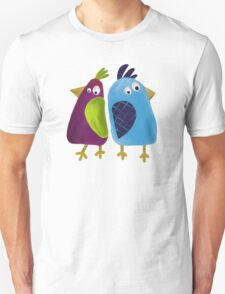 Cute Birds T-Shirt