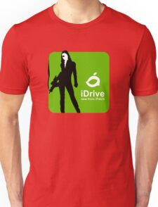 iDrive (Green) Unisex T-Shirt