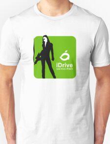 iDrive (Green) T-Shirt