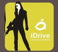iDrive (Yellow) by trekspanner
