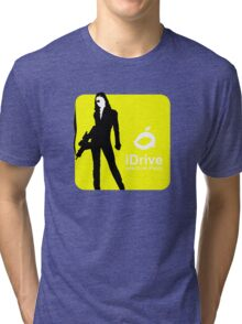 iDrive (Yellow) Tri-blend T-Shirt