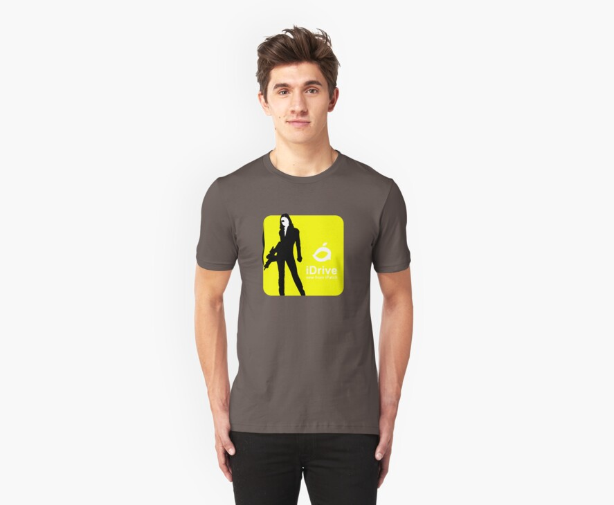 iDrive (Yellow) by trekspanner