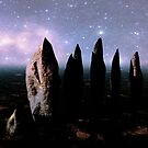 Mysterious Menhirs by Vanessa Barklay