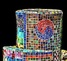 Mosaic Colours by Rosie Nixon