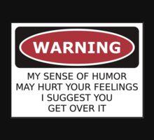 Warning Sense of Humor by Nwyvre