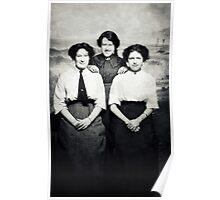 Margaret & the Girls Poster