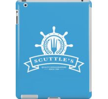 Scuttle's Quality Dinglehoppers iPad Case/Skin
