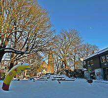 Winter Scene by Denise Abé