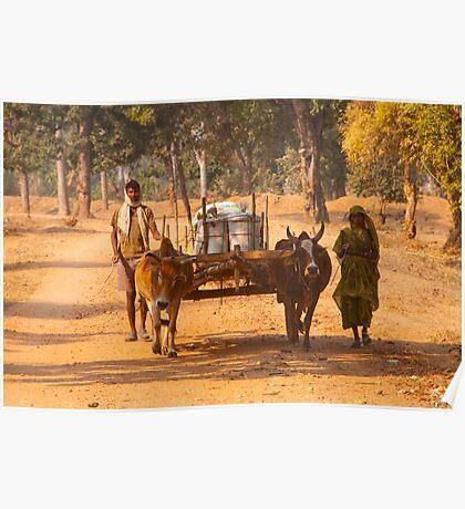 Bandhavgarh Travellers Poster