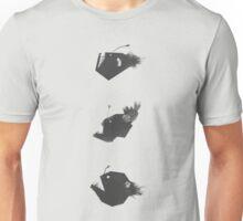 Angry angler fish Unisex T-Shirt