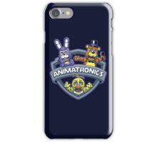 Animatronics iPhone Case/Skin