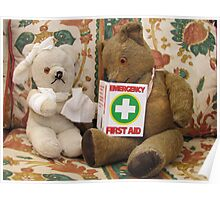 Teddy Aid! Poster