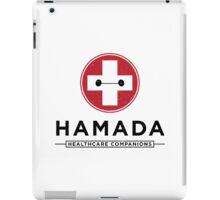 Hamada Healthcare Companions iPad Case/Skin