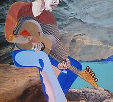 Lonesome Blues by Sally Sargent