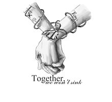 Together We Won't Sink Photographic Print