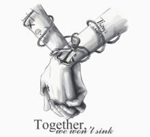 Together We Won't Sink - Larry Stylinson by Aki-anyway