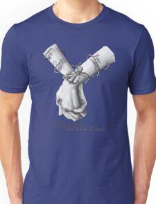 Together We Won't Sink Unisex T-Shirt