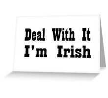 Ireland Greeting Card