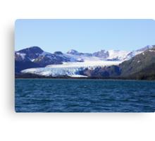 Glacial Wilderness Canvas Print