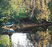 Beauty of autumn by MistyIslet