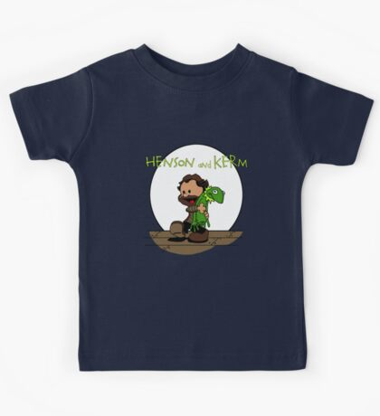 Imagination Mash-up Kids Tee