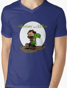 Imagination Mash-up Mens V-Neck T-Shirt