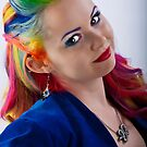 Kalli in Studio by Renee D. Miranda