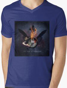 No Title 136 T-Shirt Mens V-Neck T-Shirt