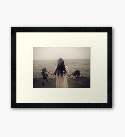 Selkie Framed Print