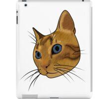 Cat (Hubert) iPad Case/Skin