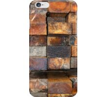 Wooden-Woody iPhone Case/Skin