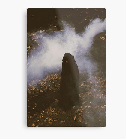 Autumn Queen Metal Print
