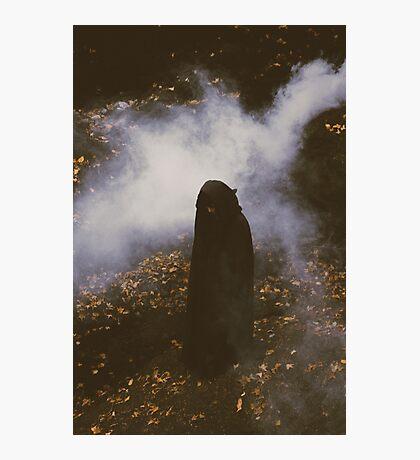 Autumn Queen Photographic Print