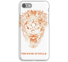 The Book of Souls iPhone Case/Skin