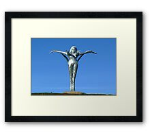 Aria - The Water Nymph Framed Print